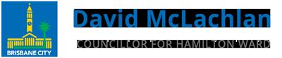 Hamilton Ward Cn David McLachlan Logo