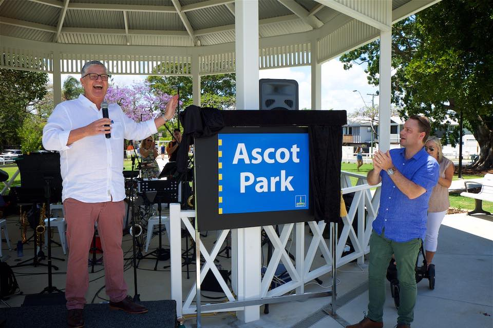 ascot park opening